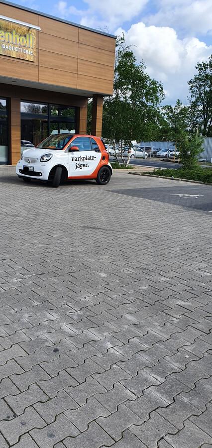 Parkplatzjäger