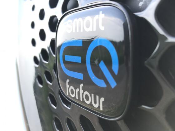 Forfour EQ in weiß