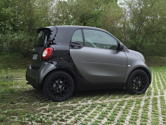 Mein neuer smart passion 90 PS DCT