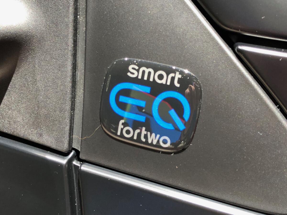 """Ausstattungsline durch """"smartEQfortwo""""-Tag ersetzt"""
