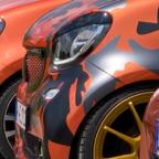 Orange Special Edition Crew