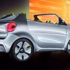 "Smart Showcar ""forease"""