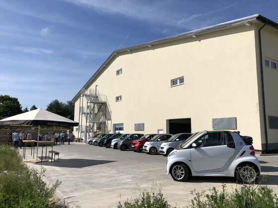 EQpassion - Smart EQ & ED Treffen im Großraum Frankfurt