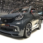 Brabus Ultimate ED Shadow Edition 1 of 28