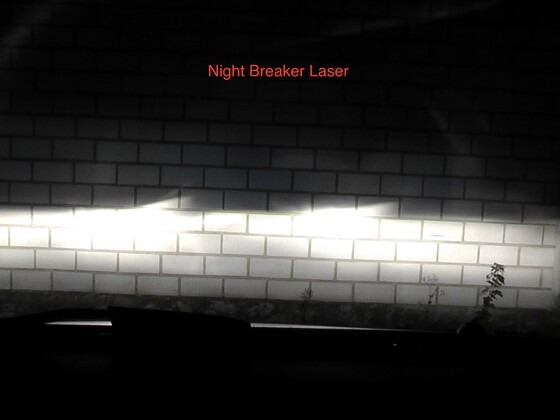 Night Breaker Laser