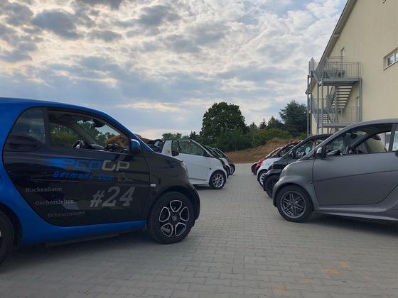 EQpassion - Smart EQ & ED Treffen im Großraum Frankfurt 2020