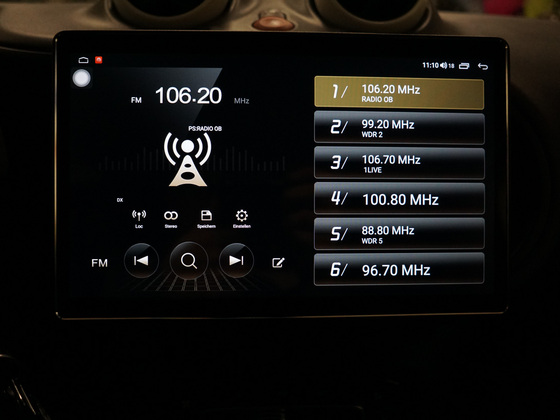 "Joying 11.6"" Android 10 Radio"