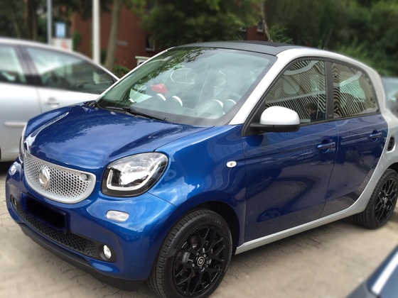 Smart ForFour EZ 06.2015