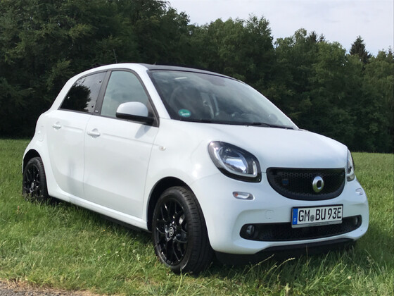 Forfour EQ in weiß