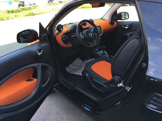 Passion in Orange
