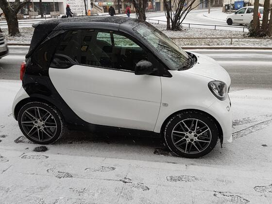 Mein Smart fortwo Brabus Cabrio