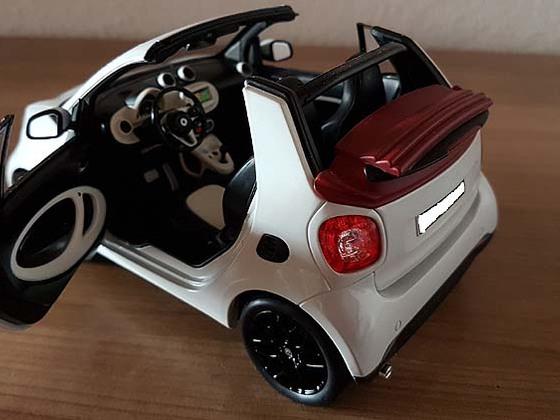 smart 453 Cabrio